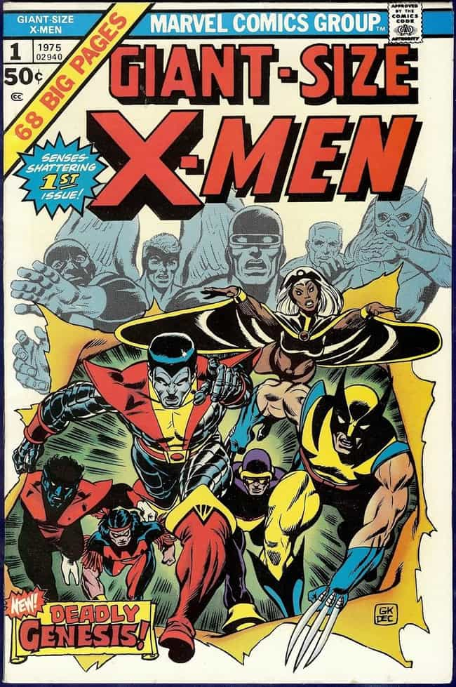 The All-New All-Different X-Me... is listed (or ranked) 4 on the list The Best X-Men Comic Storylines, Ranked