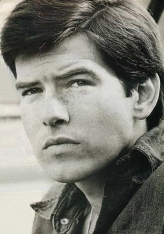 Young Pierce Brosnan in ... is listed (or ranked) 2 on the list 27 Pictures of Young Pierce Brosnan
