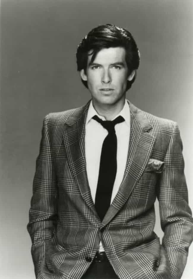 Young Pierce Brosnan in ... is listed (or ranked) 4 on the list 27 Pictures of Young Pierce Brosnan