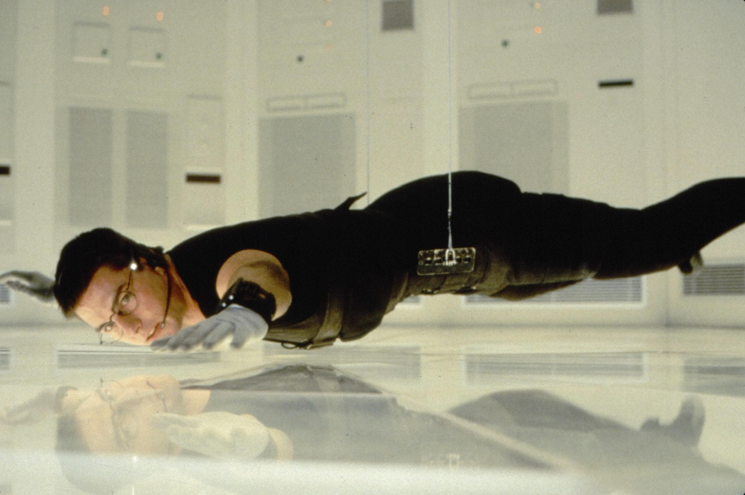 Random Things You Didn't Know About 'Mission: Impossible' Films