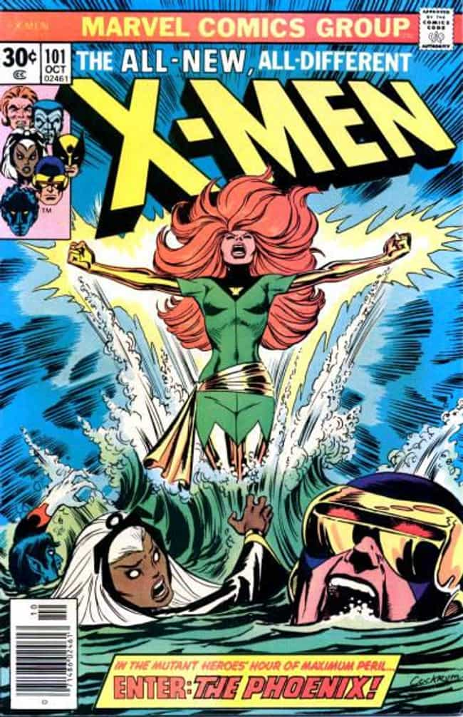 The Phoenix Saga is listed (or ranked) 3 on the list The Best X-Men Comic Storylines, Ranked