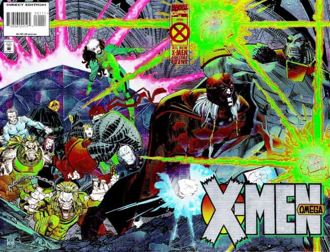 Age of Apocalypse is listed (or ranked) 4 on the list The Best X-Men Comic Storylines, Ranked