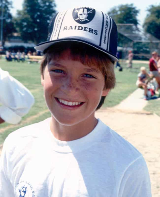 Young Jason Bateman in White T... is listed (or ranked) 8 on the list 29 Pictures of Young Jason Bateman