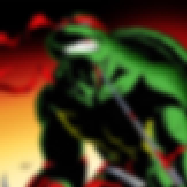 Raphael is listed (or ranked) 4 on the list Superheroes who Love to Mouth Off