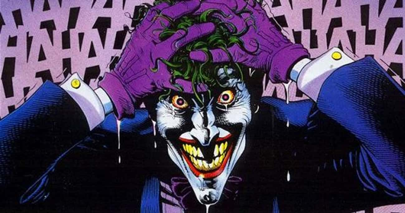 The Killing Joke is listed (or ranked) 4 on the list The Best Batman Storylines of All Time