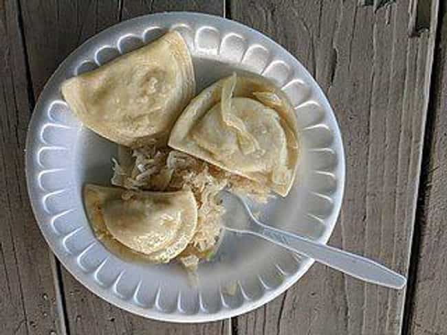 Poland: Pierogies is listed (or ranked) 3 on the list 20+ International Recipes to Treat Your Taste Buds