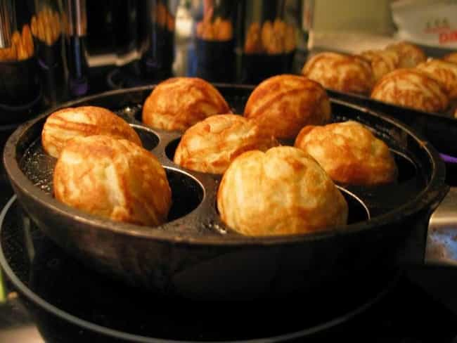 Denmark: Æbleskive... is listed (or ranked) 1 on the list 20+ International Recipes to Treat Your Taste Buds