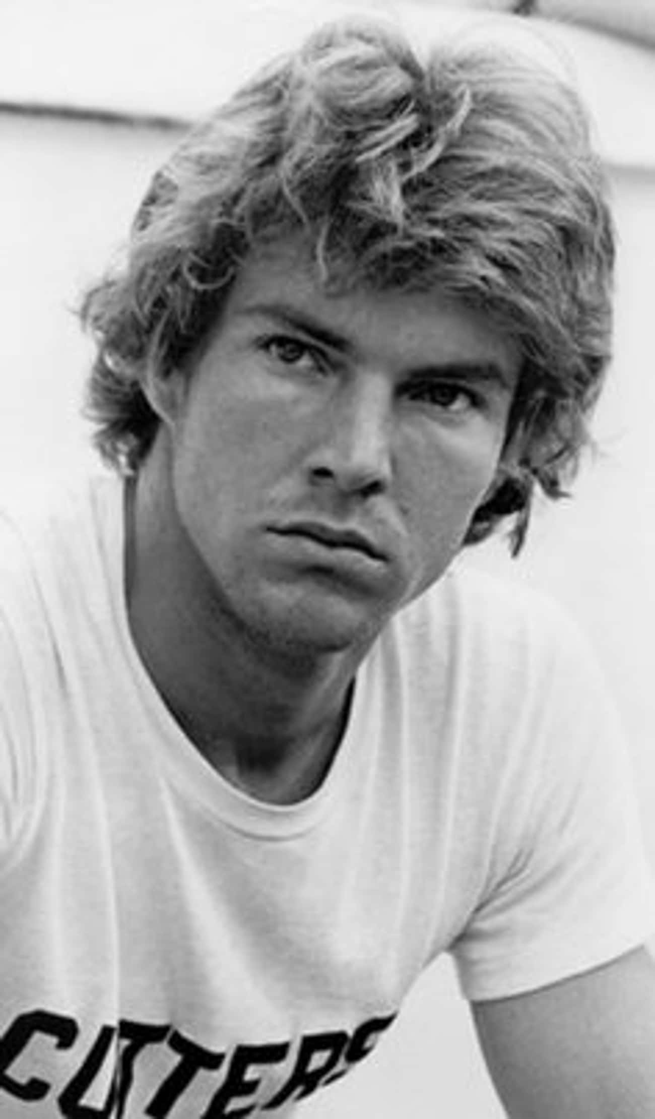 Young Dennis Quaid in White Pr is listed (or ranked) 4 on the list 20 Pictures of Young Dennis Quaid