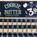 Cookie Butter Sandwich Cookies is listed (or ranked) 17 on the list The Tastiest Trader Joe's Products