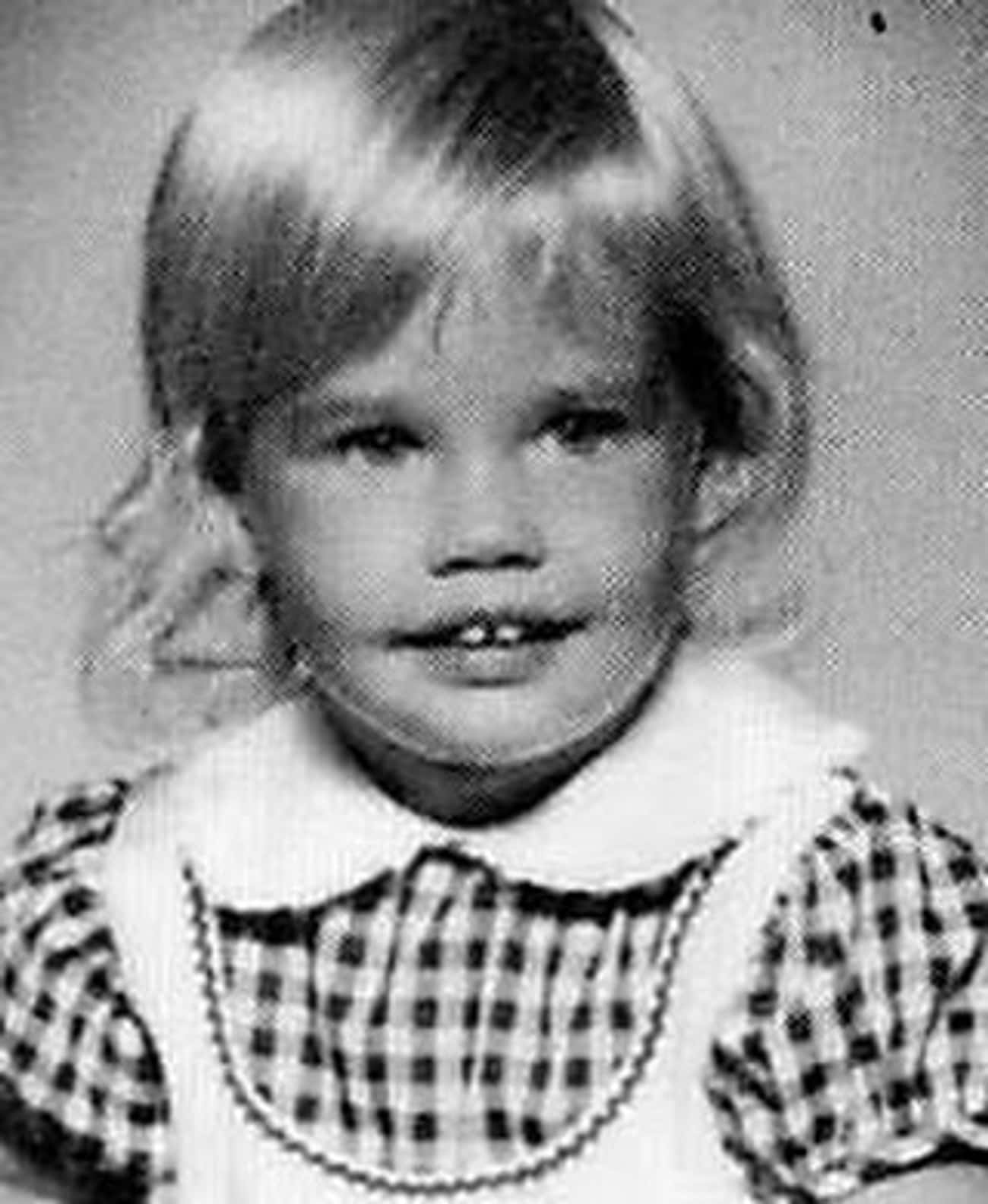 Young Denise Richards as a Baby