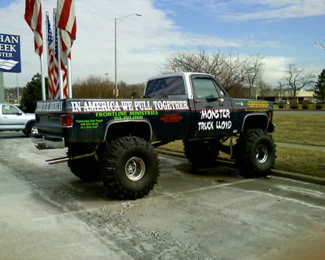 You Think Cars That Fit ... is listed (or ranked) 3 on the list You Might Be a Redneck If...