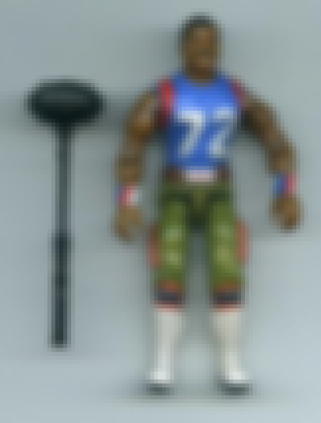 """William """"Refrigerator""""... is listed (or ranked) 4 on the list The Strangest G.I. Joe Figures of All"""