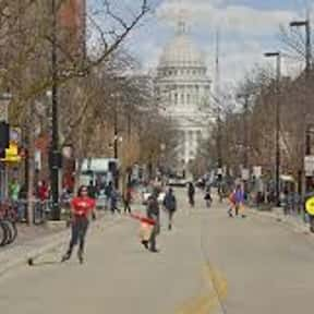 Madison, Wisconsin is listed (or ranked) 21 on the list The Best Cities for Young People