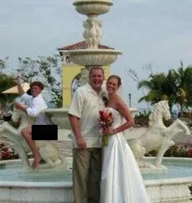 Why You Shouldn't Serve ... is listed (or ranked) 4 on the list 16 Wedding Photos Gone Wrong