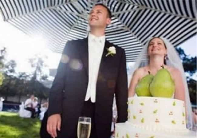 Sweet Angle is listed (or ranked) 5 on the list 16 Wedding Photos Gone Wrong