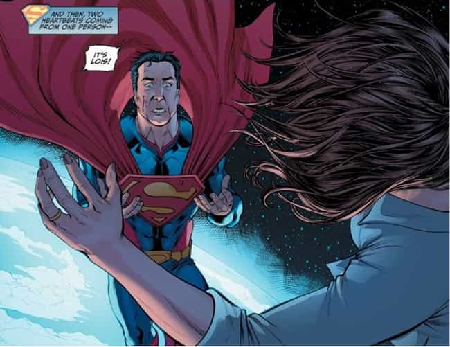 Superman Slays Lois Lane... is listed (or ranked) 2 on the list 29 Superheroes Who Have Killed People