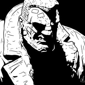 Marv is listed (or ranked) 11 on the list The Coolest Comic Characters That Aren't Superheroes