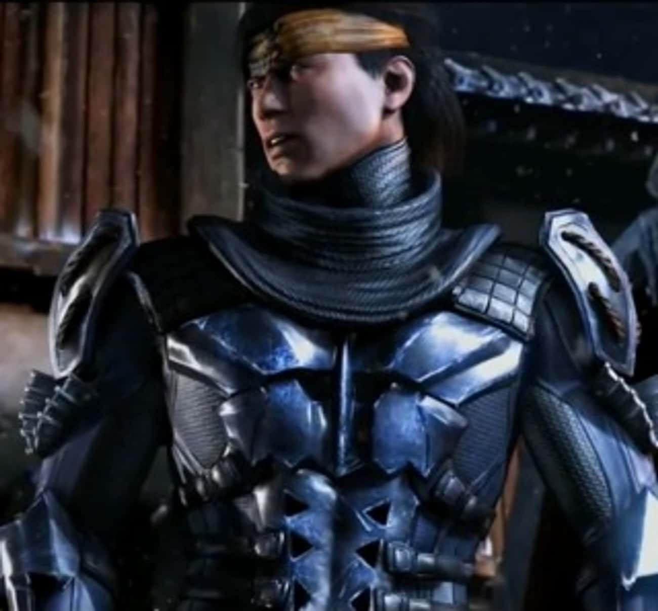 Takeda Takahashi is listed (or ranked) 4 on the list The Best Mortal Kombat X Character
