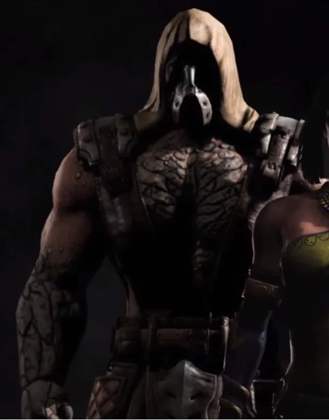 Tremor is listed (or ranked) 2 on the list The Best Mortal Kombat X Character