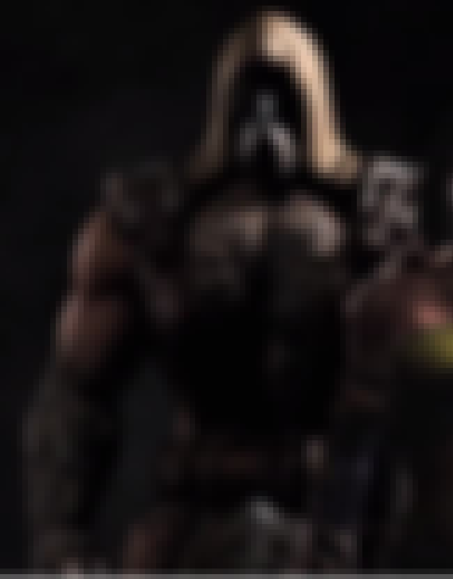 Tremor is listed (or ranked) 1 on the list The Best New Mortal Kombat X Character