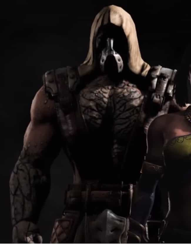 Tremor is listed (or ranked) 3 on the list The Best Mortal Kombat X Character