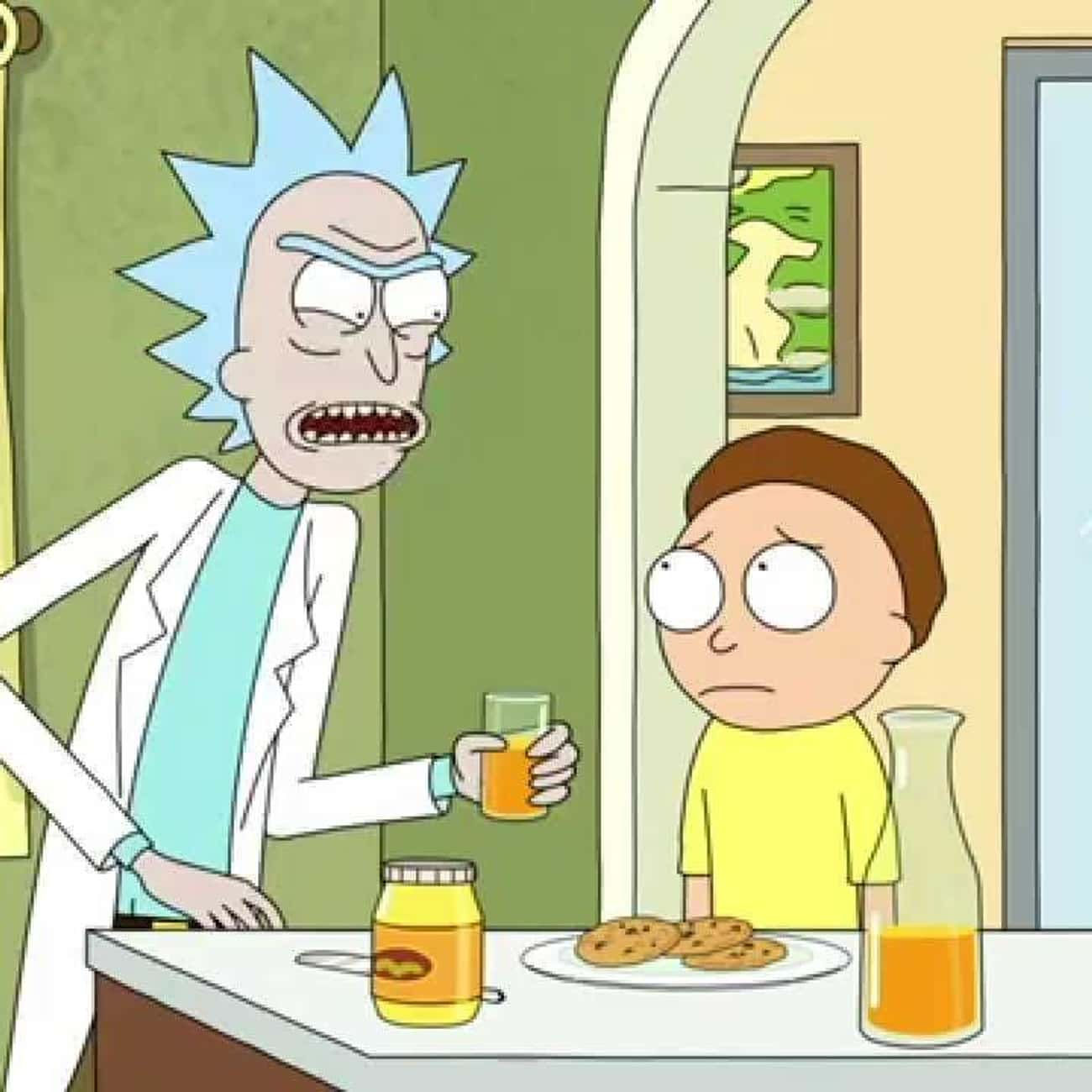 Rick's View on Love