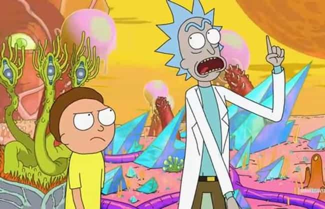 Hitler Cured Cancer is listed (or ranked) 4 on the list The Best Rick and Morty Quotes From the Series So Far