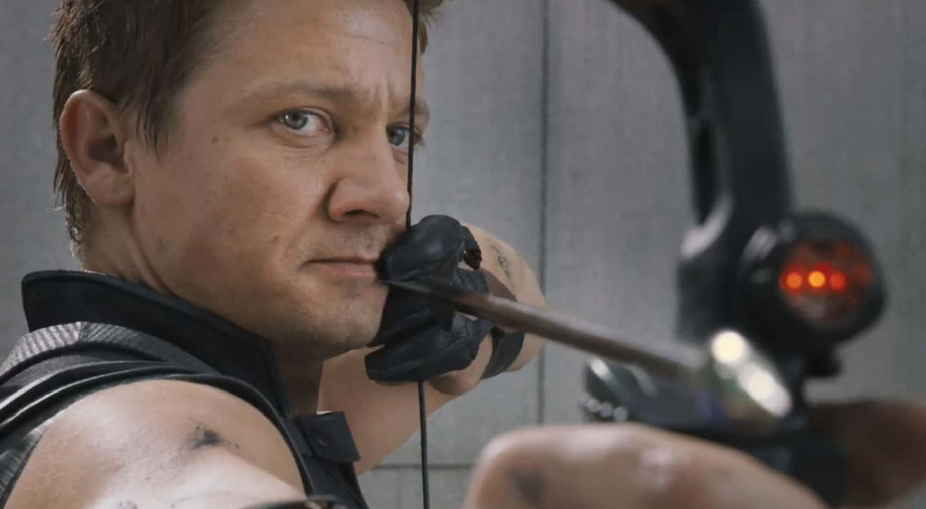 Hawkeye Is Ambidextrous But Je is listed (or ranked) 3 on the list 28 Fun Facts & Trivia About Marvel's 'Avengers'