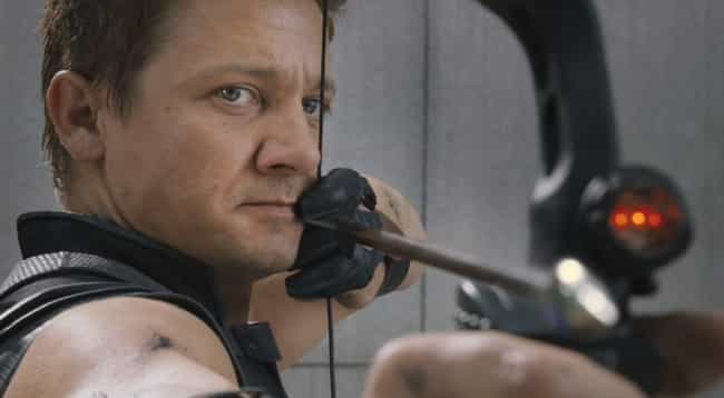 Hawkeye Is Ambidextrous But Je... is listed (or ranked) 3 on the list 28 Fun Facts & Trivia About Marvel's 'Avengers'