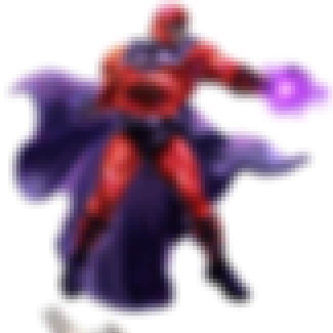 Magneto is listed (or ranked) 1 on the list Lockbox Heroes in Marvel Avengers Alliance