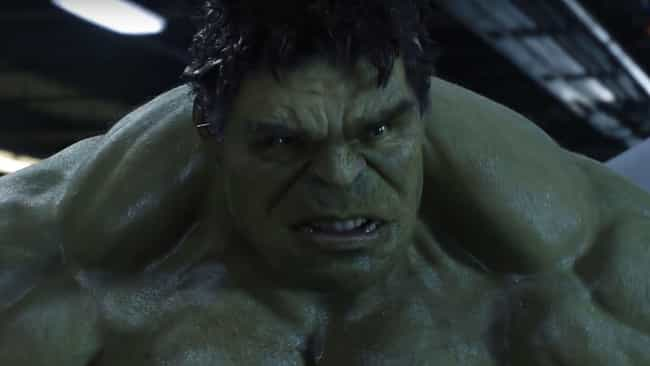 Mark Ruffalo's Hulk Was The Fi... is listed (or ranked) 4 on the list 28 Fun Facts & Trivia About Marvel's 'Avengers'