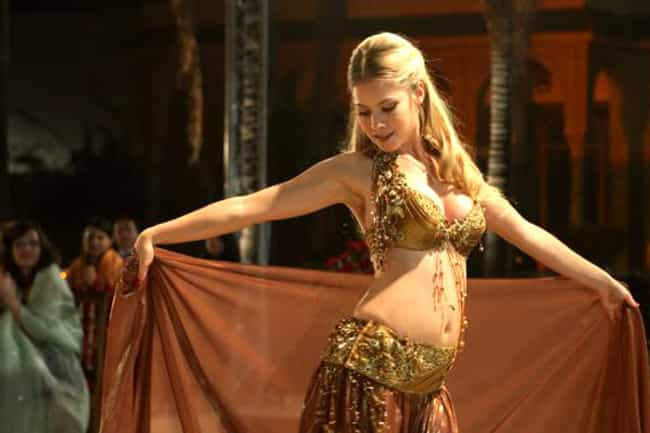 Laura Ramsey in Belly Dancing ... is listed (or ranked) 2 on the list The Hottest Laura Ramsey Photos
