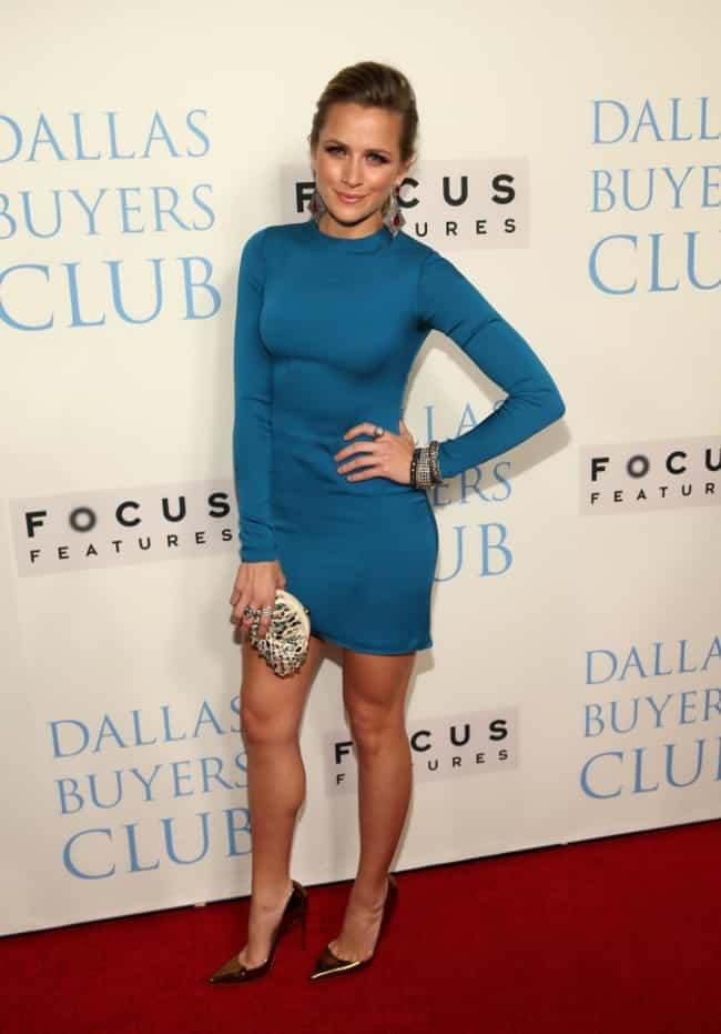 Shantel Vansanten in Blue Dres... is listed (or ranked) 3 on the list The Hottest Shantel Vansanten Photos