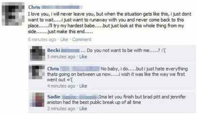 The Worst Facebook PDA Posts