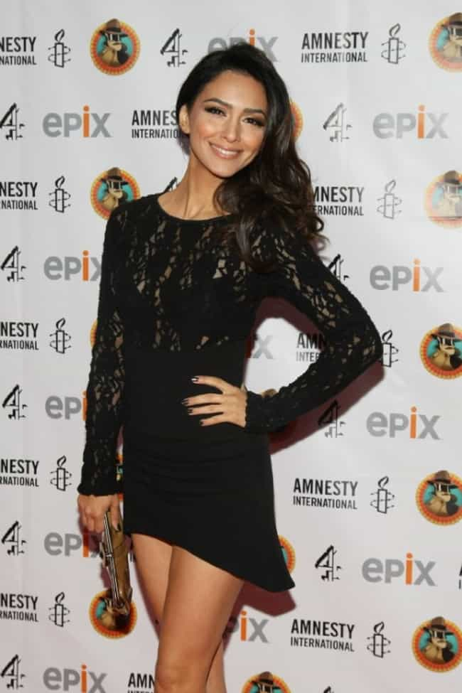 Nazanin Boniadi in Black See T... is listed (or ranked) 2 on the list The Hottest Nazanin Boniadi Pics