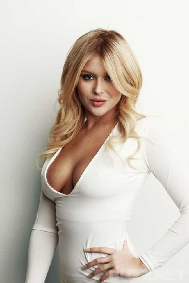 Renee Olstead in White Long Sl... is listed (or ranked) 2 on the list The Hottest Renee Olstead Photos