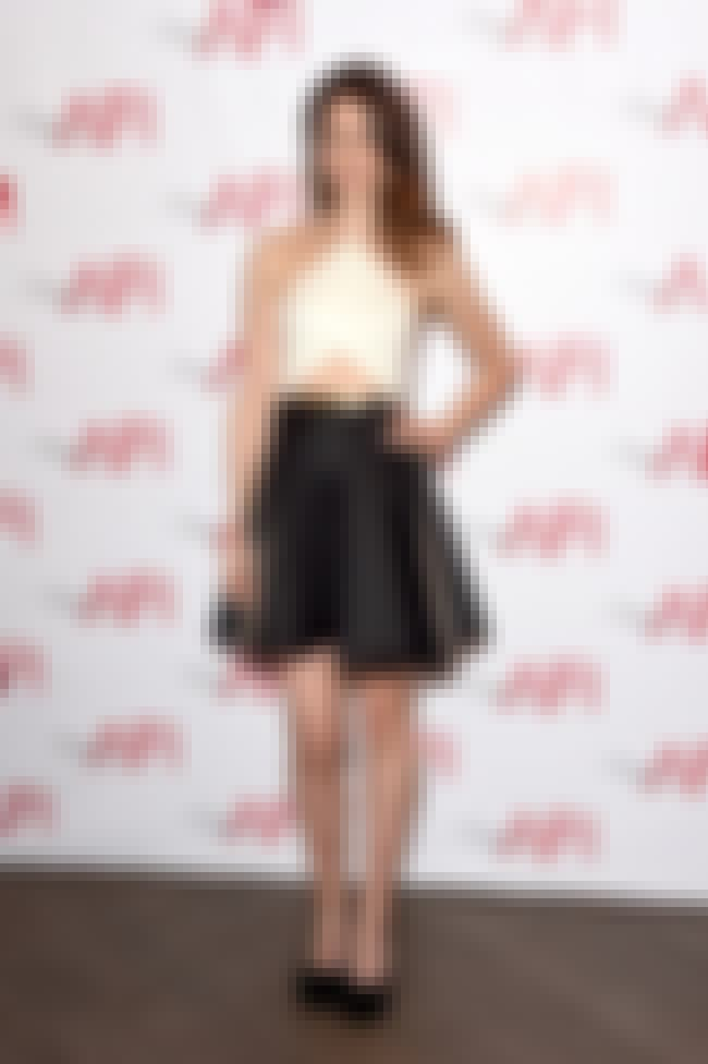 Amanda Crew in Stylish White T... is listed (or ranked) 2 on the list The Hottest Amanda Crew Photos