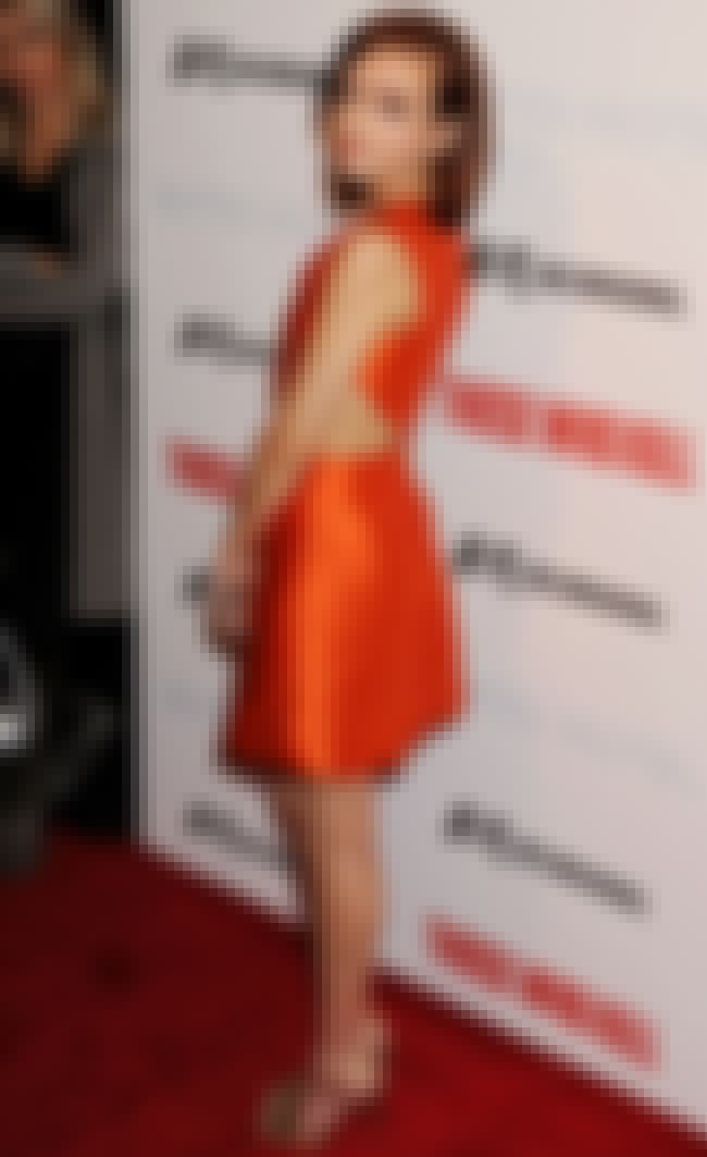 Olivia Cooke in Shiny Orange D... is listed (or ranked) 4 on the list The Hottest Olivia Cooke Photos