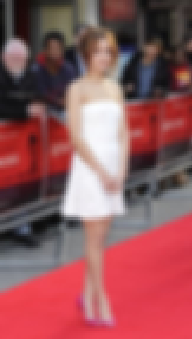 Olivia Cooke in White Dress is listed (or ranked) 3 on the list The Hottest Olivia Cooke Photos