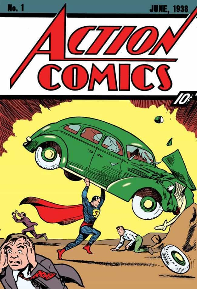 Action Comics #1 Sells f... is listed (or ranked) 1 on the list The Most Expensive Comic Book Ever Sold