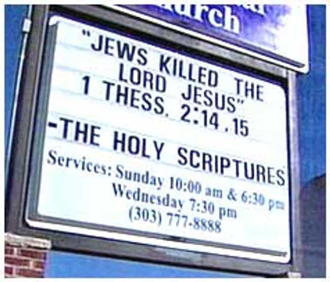 The Jews Killed Jesus is listed (or ranked) 2 on the list The Biggest Easter Myths & Legends, Debunked