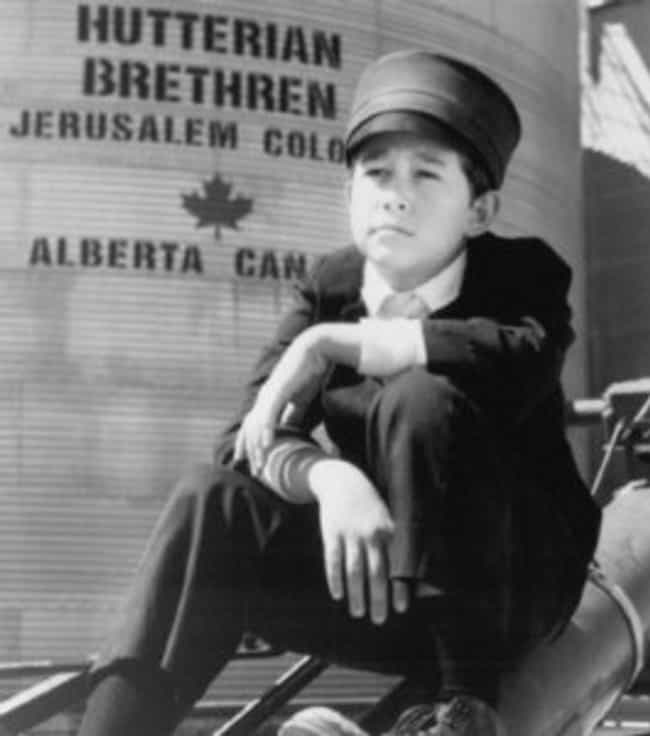 Young Joseph Gordon-Levitt Sit... is listed (or ranked) 4 on the list 30 Pictures of Young Joseph Gordon-Levitt