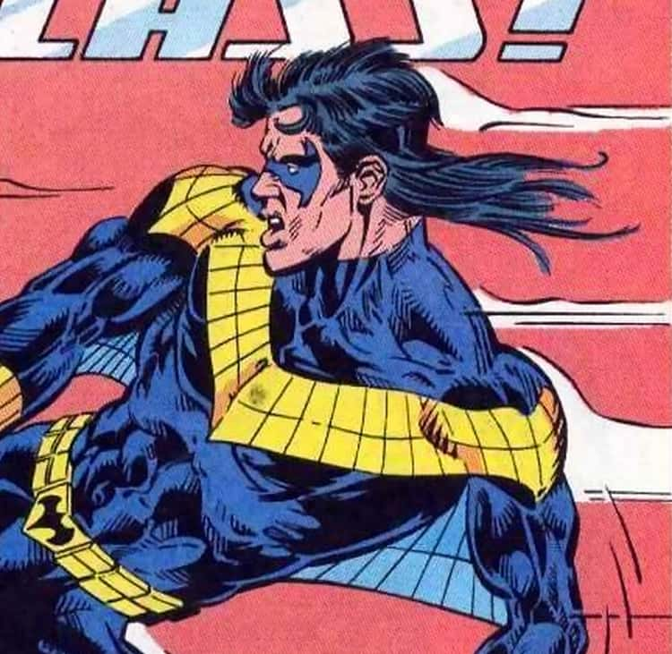 Nightwing's Danger In The Front, Party In The Back