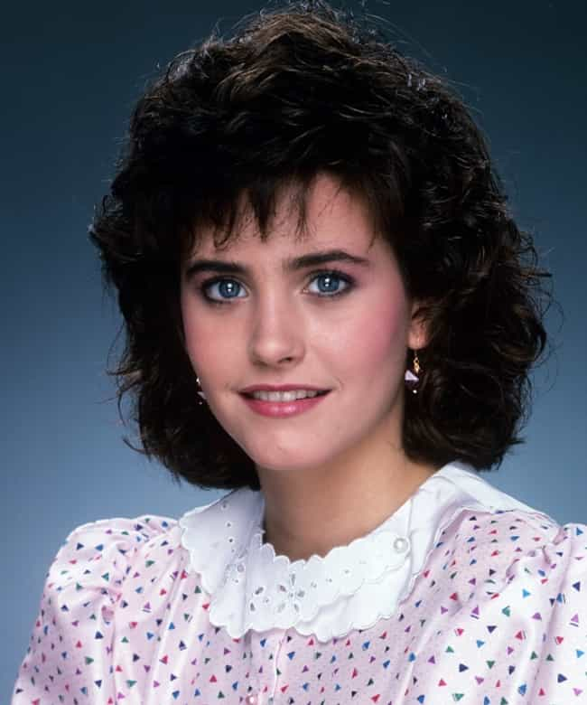 Courteney cox young