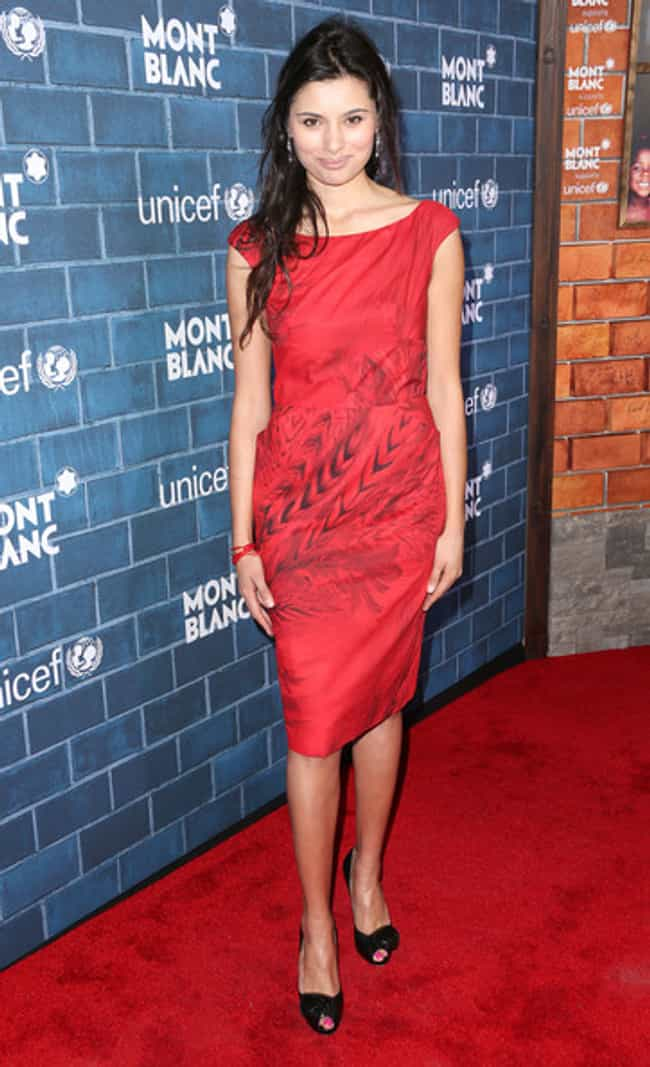 Gabriella Wright in Red Stylis... is listed (or ranked) 4 on the list The Most Stunning Gabriella Wright Photos