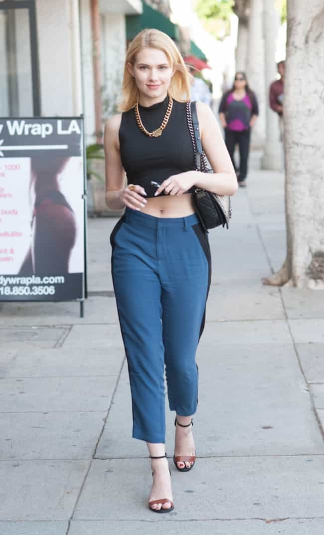 Claudia Lee in Black Sleeveles... is listed (or ranked) 3 on the list The Most Stunning Claudia Lee Pics