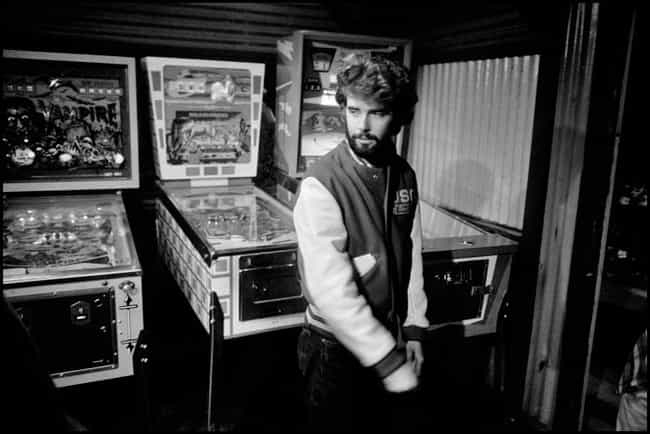Young George Lucas in Gray and... is listed (or ranked) 4 on the list 27 Pictures of Young George Lucas