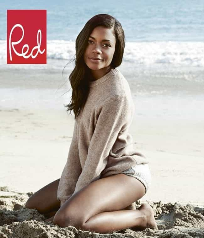 Naomie Harris in Sweater is listed (or ranked) 1 on the list The Hottest Naomie Harris Photos