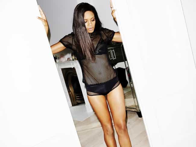 Naomie Harris Black Bikini and... is listed (or ranked) 4 on the list The Hottest Naomie Harris Photos