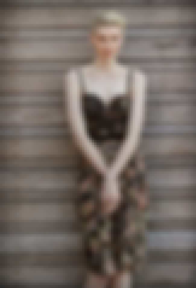 Elizabeth Debicki in Floral Dr... is listed (or ranked) 3 on the list The Hottest Elizabeth Debicki Photos